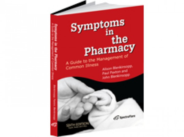 Symptoms in the Pharmacy book